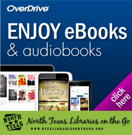 Overdrive Enjoy eBooks and audiobooks