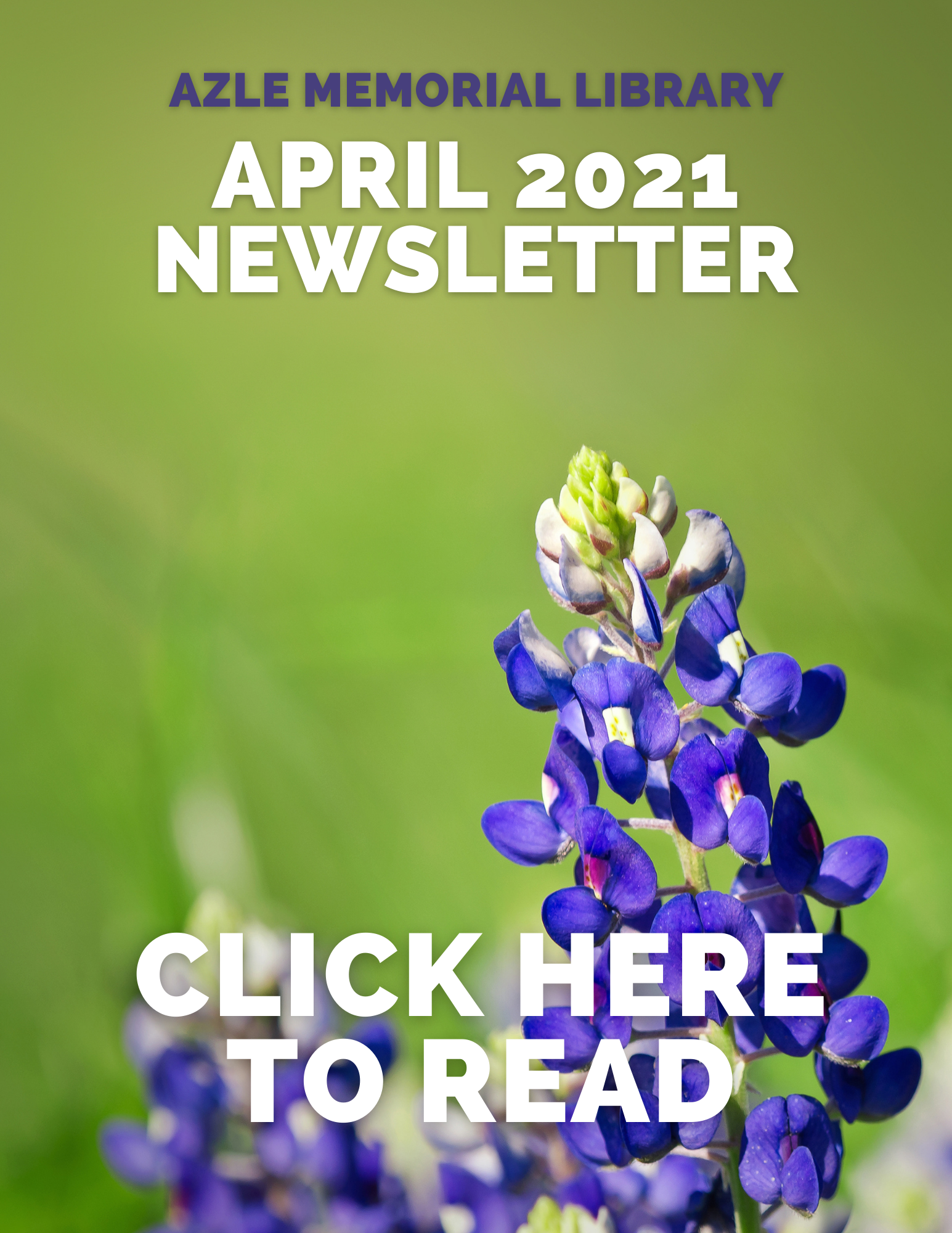 April 2021 Newsletter Web