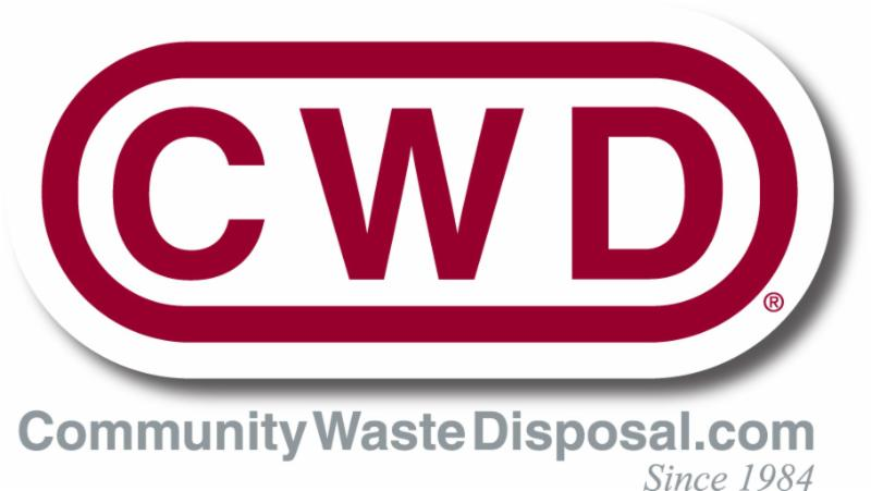 Community Waste Disposal Logo